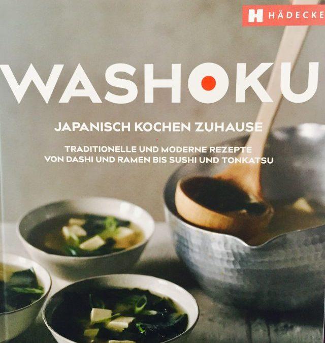 Washoku = Japanische Küche.