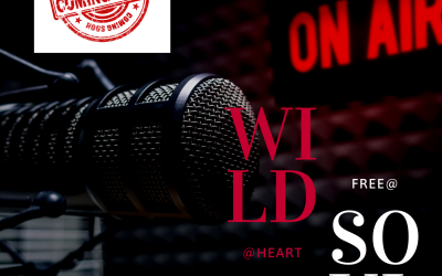 Wild@Heart ON AIR: Podcast-Start am 01. April