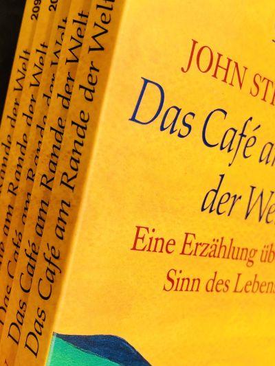 Christine Rudolf - Das Café